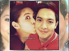 5 Proofs That Alden Richards & Maine Mendoza (AlDub) Are Destined To Be . Maine Mendoza, Alden Richards, Couple Photos, My Love, Youtube, Model, Kiss, Sweet, Google