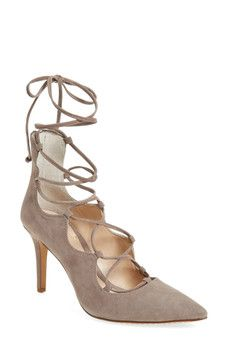 Vince Camuto - Barsha Lace-Up Pump