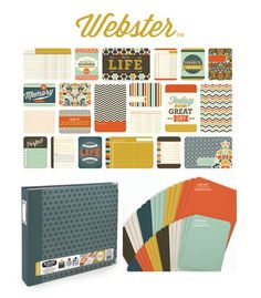 2013 CHA Release - We R Memory Keepers - Albums Made Easy - Webster