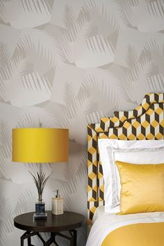 Go Dramatic with Wallpaper
