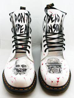 Walking Dead Dr Martens