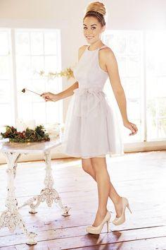 Fit & Flare Organiza Dress from LC Lauren Conrad