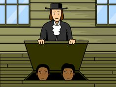 Underground Railroad on BrainPOP