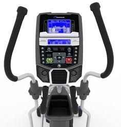 Nautilus E616 Elliptical Machine Review
