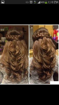 Curl, plat