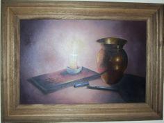 Luz Oleo de 50x60