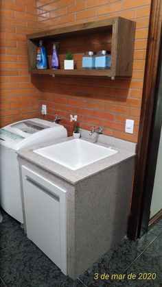Home Organization, Laundry Room, Nova, Sweet Home, Interior Design, House Styles, Furniture, Home Decor, Outside Laundry Room
