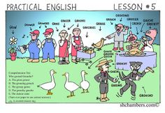 Practical English - Lesson #5 by s.h. chambers, via Flickr