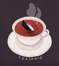 TEA on Behance