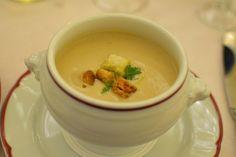 Supa crema de hribi