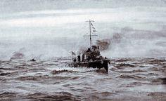 Battle of Jutland Part I: Opposing fleets