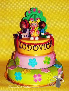 L'armadio di Chloe cake!!!