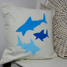 DIY shark pillow; live every week like it's shark week! And also nothing's impossible except dinosaurs. So basically what I'm saying is I want to make thirty rock pillows