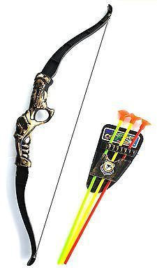 Kids childrens #super #archery bow and arrow new set #outdoor garden toy fun game,  View more on the LINK: http://www.zeppy.io/product/gb/2/271871809665/