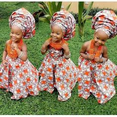 Finding Modern African Style for your little one can sometimes require finding African themed stores near you or checking through magazines. To spare you these issues we've assembled a rundown of charming African motivated attire for kids. So Cute Baby, Baby Kind, Cute Kids, Cute Babies, African Attire, African Wear, African Dress, African Fashion, Ghanaian Fashion