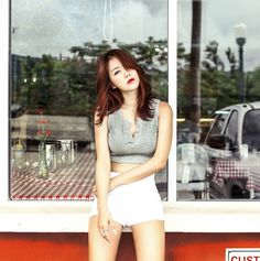 Kang Ji Hyun - Sistar (Soyou) image discovered by Mrdjay Jojoe. Discover (and save!) your own images and videos on We Heart It South Korean Girls, Korean Girl Groups, Korean Beauty, Asian Beauty, Sistar Soyu, Idole, Korean Star, Beautiful Asian Girls, Beautiful Women