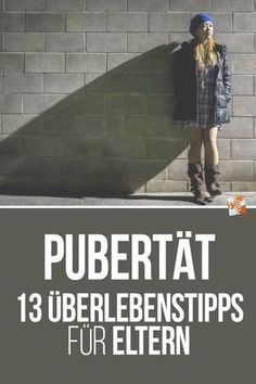 Pubertät: 13 Überlebenstipps für Eltern Puberty is a huge challenge - for young people as well as for parents. I did research and rolled numerous books. Parenting Teens, Single Parenting, Parenting Quotes, Parenting Advice, Adolescents, Mom Advice, Motivation App, Kids Health, Survival Tips