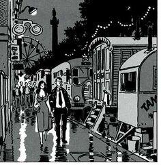 Regards de chaussee / Manhole-covers : TARDI : Les regards de chaussée dans ses bandes dessinées
