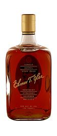 If your a fan of American Whiskey this single barrel is not to be missed. - Elmer T. Lee Single Barrel Bourbon 750ml (Ships as 1.5L) - SKU 997971