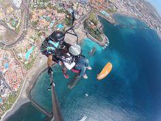 Disfruta de unas vistas únicas desde de #Tenerife desde el aire