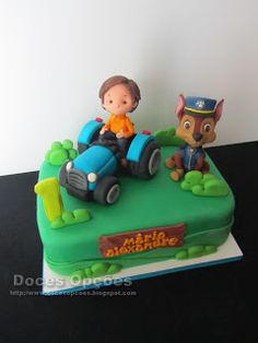 Cupcakes Design, Paw Patrol, Toy Chest, Biscuits, Desserts, Decor, Food Cakes, Agriculture, Bicycles