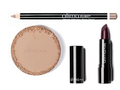 Well and Goods Editors' Picks for October include Alima Pure Pressed Foundation with Rosehip Anitoxidant Complex, Velvet Lipstick, and Natural Definition Brow Pencil.