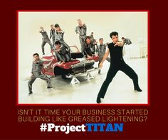 Get some nitro in your business tank #ProjectTITAN #onlinemarketing #homebusiness #entrepreneur