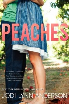 Loved all 3 of the 'Peaches' books that came out (even though 'someone' stole my copy of the first book)