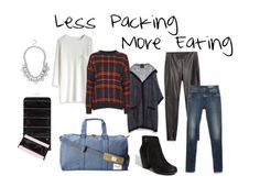 Less Packing, More Eating