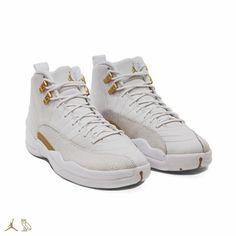 5547788f104 air jordan 12 ovo white Drake Ovo Jordans