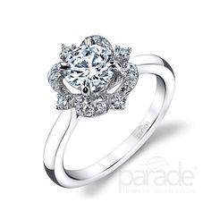 Hemera Bridal R3672 - Parade Design   Designer Engagement Rings