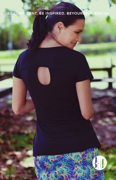 #beup Piece of Mind Tee comes in 3 colors and one sensational back window!  #cutout #tshirt #casual #motivation #quote #fitspo  #fitspo #tank #BeUp #fitness #inspiration #shop #activewear #yogawear #FitnessFashion #Lifestyle #Fashion #store #fitspo #training #Getfit #yoga #run #fitnesswear #poledance #dance #crossfit #pilates #dancefitness #zumba #barre #cycling #spinning #moisturewicking #quote #leggings #tights #longsleeve #versatile #style #chic #sportswear