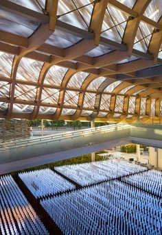 China Pavilion – Milan Expo 2015 / Tsinghua University + Studio Link-Arc