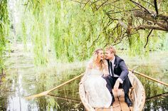 Water settings make such lovely photos Wedding Photography Inspiration, Engagement Photography, Wedding Inspiration, Vintage Weddings, Real Weddings, Hello May, Rustic Gardens, Photo Location, Our Wedding Day