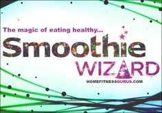 Ever wondered what kind of smoothies you could make with the ingredients you already have? Wonder no more. The Smoothie Wizard® produces recipes, let's you rate them, even submit smoothie recipes of your own. READ ON. Smoothie Recipes, Smoothies, Magic Recipe, Healthy Living Tips, At Home Workouts, Food To Make, Healthy Eating, Nutrition, Exercise