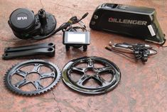 Dillenger Bafang Mid Drive Electric Bike Kit Review Part 1: Pictures & Specs