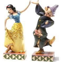BLANCHE-NEIGE DANCING PARTNERS DISNEY TRADITIONS