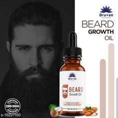 Beard Care Druvan Powerful Hair Beard Oil (Pack Of 1) Product Name: Druvan Powerful Hair Beard Oil (Pack Of 1) Multipack: 1 Country of Origin: India Sizes Available: Free Size   Catalog Rating: ★4.5 (578)  Catalog Name: druvan oil beard oil made in india CatalogID_1850537 C146-SC1819 Code: 241-10221160-681