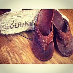 Olukai men's sandals