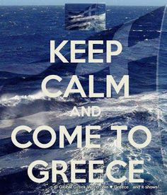 Global Greek World: We ♥ Greece. For and about Greeks all over the world - from Auckland to Zanzibar, from Aruba to Zimbabwe. Our World, All Over The World, World Cup, Learn Greek, Keep Calm Signs, Greek Music, One Wish, Greek Wedding, Greek Life