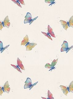 Poster | BUTTERFLIES von Tracie Andrews | more posters at http://moreposter.de