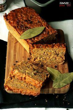 Around the kitchen table | photography, food, recipes | 100% homemade: Pasztet z soczewicy Agnieszki Kręglickiej. Pyszny!