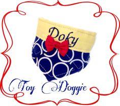 Personalized boy bandana