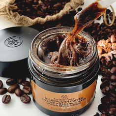 Beauty Magic Box: The Body Shop Nicaraguan Coffee Intense Awakening . Body Shop At Home, The Body Shop, Best Body Shop Products, Beauty Care, Beauty Skin, Body Shop Australia, Body Shop Skincare, Coffee Face Mask, Beauty Magic