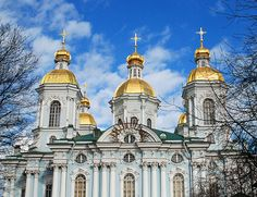 Cathedral of St.Nicholas (Saint Petersburg, Russia)