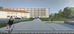 projetos 140.01 concurso: Concurso público nacional de projetos para o Campus Cabral da UFPR   vitruvius
