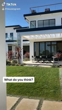 Find me the Real Estate Agent. Modern Exterior House Designs, Best Modern House Design, Modern House Facades, Modern Architecture House, Small House Design, Modern Home Exteriors, Modern Bungalow Exterior, Flat Roof House Designs, Modern Homes