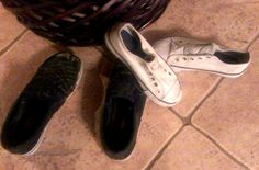 arm and hammer --- a solution to smelly shoes