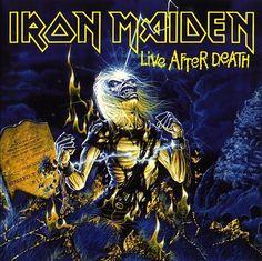 Iron Maiden - Live After Death, 1985 (Thx Amie)
