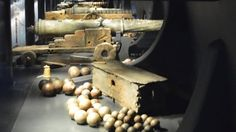 The Mary Rose carried both new modern bronze cannons and old medieval wrought iron ones